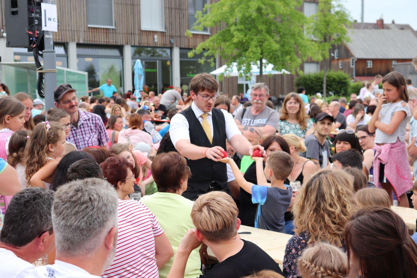 14. Juni - Marco Knott beim cooltour-Sommer Tirschenreuth