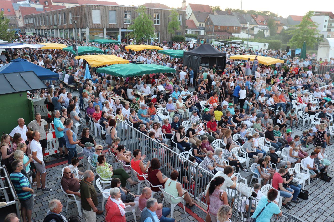 29. Juni - cooltourSommer Tirschenreuth - Finale Publikum