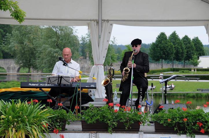 10. Juni 2019 cooltour-Sommer Charanza Und Kean Jazz-Frühschoppen