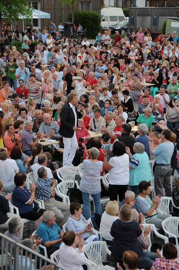 15. Juni - Bata Illic beim cooltour Sommer in Tirschenreuth