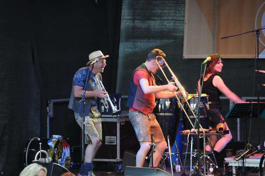 16. Juni - Cubaboarisch 2.0 beim cooltourSommer in Tirschenreuth