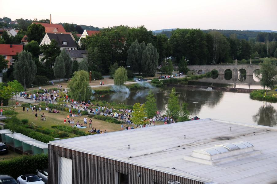 29. Juni cooltourSommer im Fischhofpark - Finale
