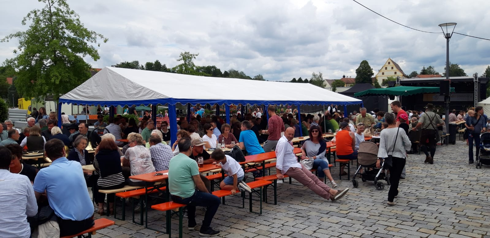 17. Juni 2019 - Tag der Jäger beim cooltour-Sommer in Tirschenreuth