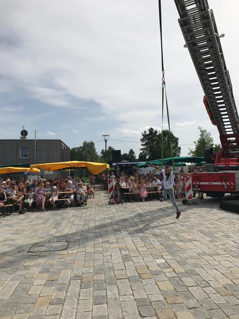 15. Juni - Fuego Rojo / Anna Zant - cooltoursommer Tirschenreuth 2019