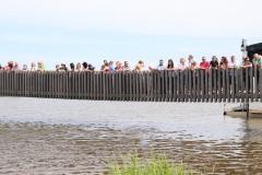 9. Juni 2019 cooltour-Sommer Städtetag_Besucher-Brücke