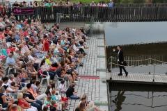 14. Juni - Mentalist beim cooltour-Sommer Tirschenreuth