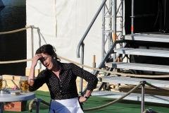 8. Juni 2019 cooltour-Sommer Kellnerin Anni LTO