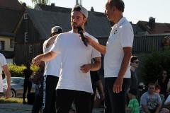 29. Juni cooltourSommer im Fischhofpark - b-boy bench benedikt mordstein